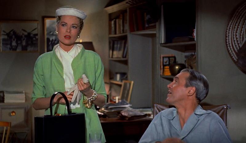 фильмы про моду - Окно во двор, 1954