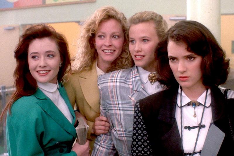 фильм про моду и стиль - Смертельное влечение, 1988