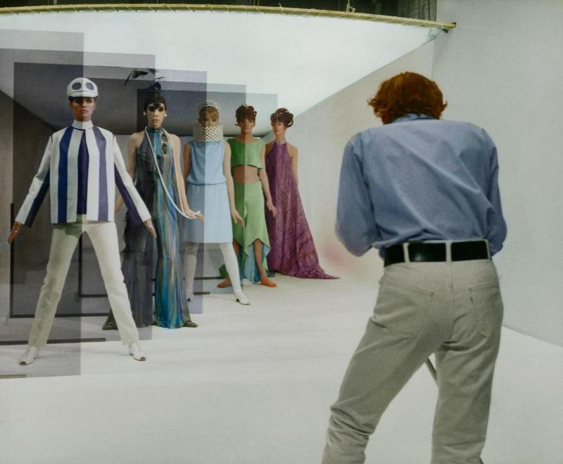 фильмы про моду и стиль - Фотоувеличение, 1966
