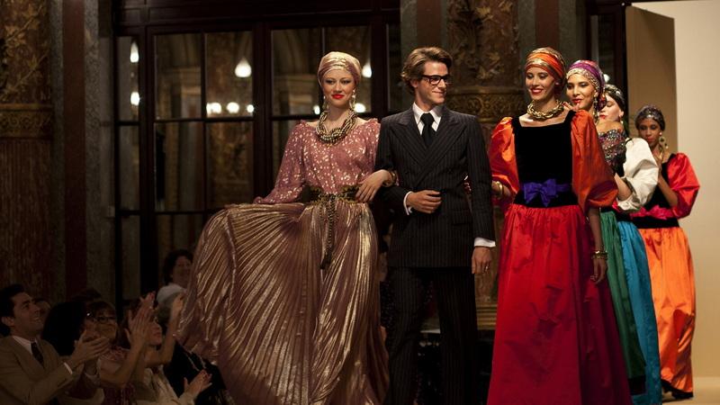 фильмы про моду и стиль: Сен-Лоран. Стиль – это я, 2014