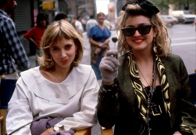фильм про моду и стиль - Отчаянно ищу Сьюзен, 1985