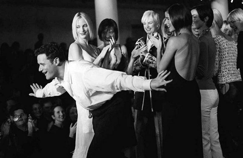 документальный фильм про моду и стиль - Нараспашку, 1995