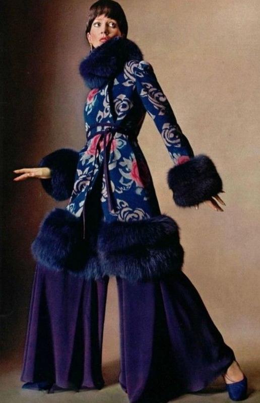фото пальто от Марка Бохана, 1970