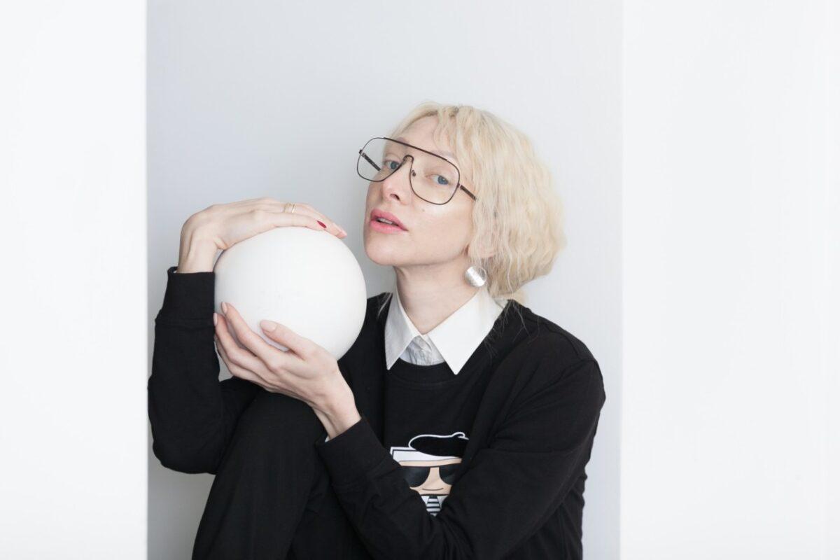 портрет Лики Спиваковской