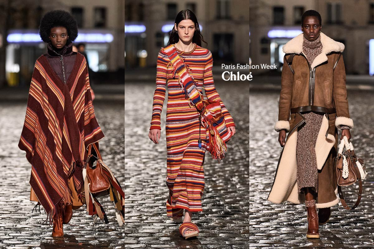 Показ Chloe Fall-21-Paris