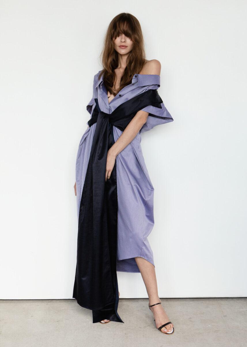 Фото: платье первой круизной коллекции Resort 2020