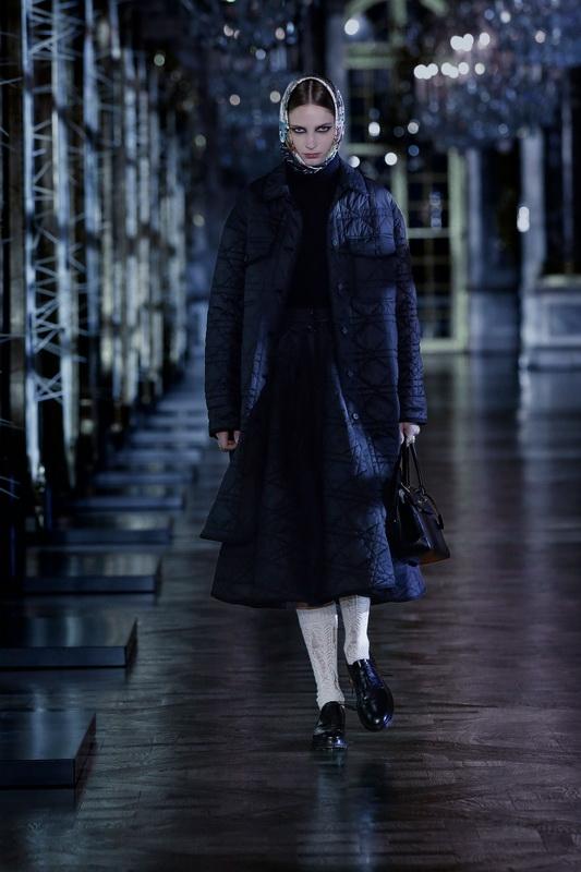 Christian Dior FALL 2021 READY-TO-WEAR