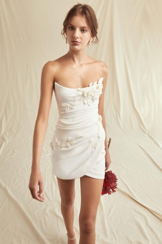 Oscar de la Renta bridal s21