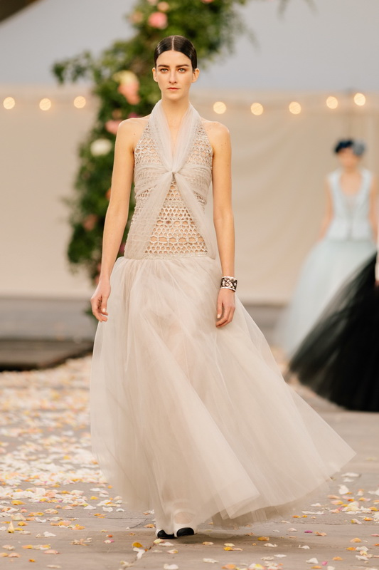 Chanel couture s21