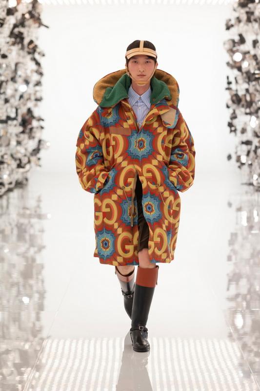 Gucci коллекция Pre Fall 21 Aria foto-51