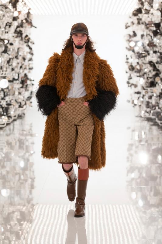 Gucci коллекция Pre Fall 21 Aria foto-81