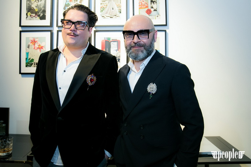 Серж Пайе (слева) и Серж Смолин (справа)